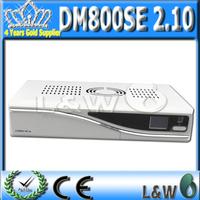 dm800se hd decoder satellite  / dm800 hd se bootloader #84 satellite tv receiver free shipping