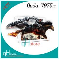 Onda V975m 2G RAM 32G ROM Amlogic M802 Quad Core V975S Tablet PC 9.7inch Retina IPS 2048*1536