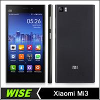 "Original xiaomi mi3 Android 5.0"" wifi NFC 2GB RAM 16GB 64GB  13MP 1080*1920  snapdragon 800"