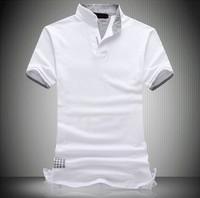 New Arrival Fashion brand Men's T Shirts 100% cotton ,size M-6XL Chest 135cm