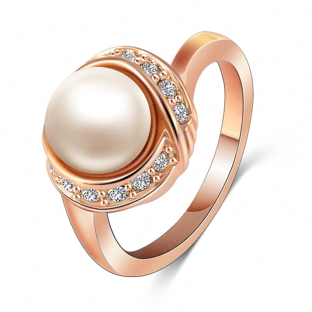 цена Обручальное кольцо LZESHINE SWA hq1020/a Ri-HQ1020-A онлайн в 2017 году