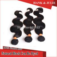 10~24inch Brazilian Virgin Hair Extension Brazilian Body Wave Remy Hair Products 3pcs/lot 100% Human Hair Weave