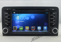 Android Car DVD GPS Navigation for Audi A3 S3 with 3G/Wifi,1080P