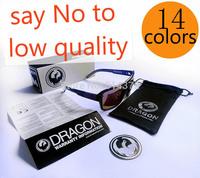 with case 14 colors high quality dragon sunglass the jam dragon optics dragon eyewear sport sunglasses