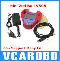 2014 Super Key Transponder Mini Zedbull  With Mini Version v508 Smart ZED-BULL Auto Key Programmer High Performance Newest  Yoga