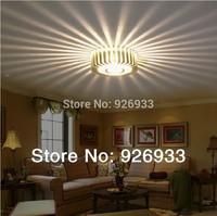 AC110~265V Saving Energy 3W LED Wall Lights Single Light 90mm*H40mm