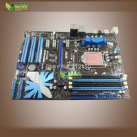 free shipping 90% new for ASUS P7H55 H55 desktop Motherboard Socket  LGA 1156 DDR3 8G for I3 I5 I7CPU on sale