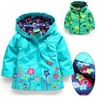 Retail+Free shipping! 2014 new girls hoodies, Girls jackets, outerwear & coats, children's coat, Spring autumn children suit!