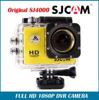 Original! GoPro Camera Style SJCAM SJ4000 1080P FHD Extreme Sport DV Action Camera Diving 30M Waterproof Mini Camcorder