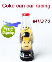 Free Shipping Shen qi wei 8009 1:53 Emluator Radio Control Racing 9cm Coke Can Car mini RC