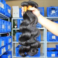 6A Sunny Queen hair products brazilian virgin hair gaga hair body wave 4pcs lot free shipping Mixed length unprocessed hair