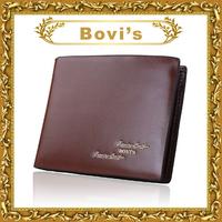casual vintage 2014 mens wallet carteiras masculinas wallet brand B5102
