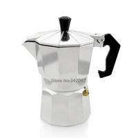 High Quality New Stove Top 3 CUPS Continental Coffee Maker Machine Percolator TK0961 b014