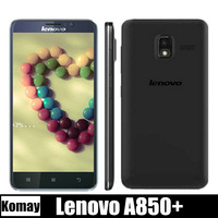 In Stock Octa Core LenovoA850,A850I,A850+ mobile phone MTK6592 Phone 5.5 inch Android 4.2 GPS WCDMA 3G Original Phone