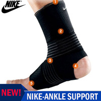 NIKE-Outdoor Sports Ankle Support Basketball Ankle Support Badminton Ankle Support ankle protective clothing. (2pieces = 1pair)
