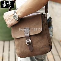 New 2014 Eshow high quality men's messenger bags for men crossbody bag canvas shoulder bags BFK010731