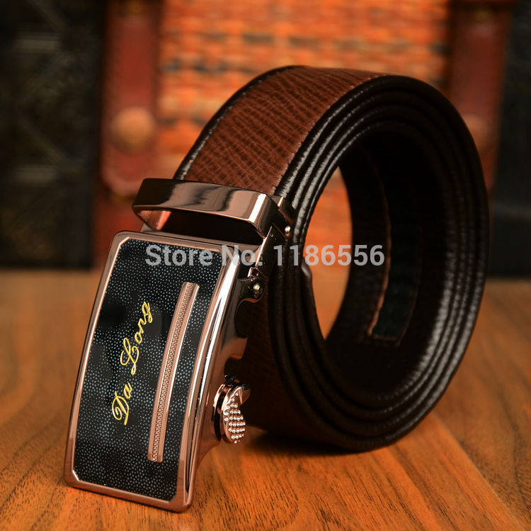 Free Shipping fashion belts for men,Men's business casual belt.Men's fashion brand belts. Men with brand packaging belt.dalong-4(China (Mainland))