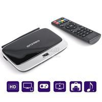 Android 4.2 TV Box RK3188 Quad-core Cortex Mini PC RJ-45 USB WiFi XBMC Smart TV Media Player with Remote Controller B9 SV002900