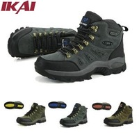 XMJ024-2 Brand New 2014 Men/Women Hiking Shoes Slip-Resistant Mountain Climbing Camping Shoes Comfortable Walking Sports Shoes
