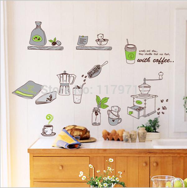 Keuken Decoratie Folie : 60* 90cm groenten en fruit keuken decoratie aluminium folie print