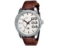 Dress watch  Analog Quartz  watches  Leather Strap military   ladies  New  2014 women men CURREN Brand wristwatch 2014 fashion