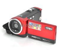 "Drop Ship sound support anti-shaking Action Camera Full HD DVR Sport DV 16X ZOOM 2.7"" TFT LCD 1080P Camera Mini DV Cameras b6"