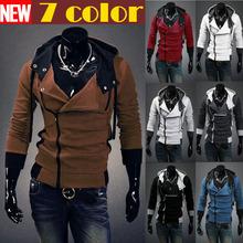 2014 Freeshipping,Hot Selling,Winter&Autumn Men's Fashion Brand Hoodies Sweatshirts ,Casual Sports Male Hooded Jackets,moleton(China (Mainland))