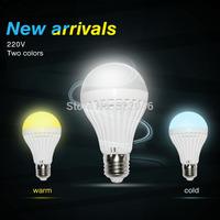 Quality Assurance E27  Led Bulb 4w  6w 9w 12W 15W  5730smd e27 3w 5w 7w 10w 2835smd  220V Led Spotlight Lamps Free Shipping