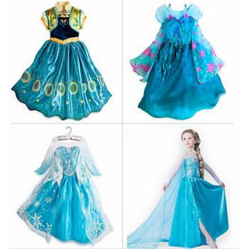 Розничная 2015 новые новорожденных девочек одеваться, европейский и американский мода платье, 100% хлопок мультфильм платье. детская одежда