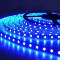 5m 300LEDs RGB/white/blue/green/red 60leds/m non waterproof LED strip tape 12V 5050 SMD flexible light
