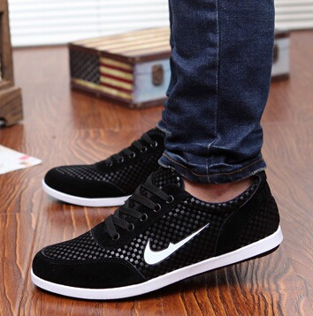 New 2015 arrival! men's shoes PU Leather Big Brand sports Skateboarding Shoes for men shoes PROMOTION size 39~43(China (Mainland))