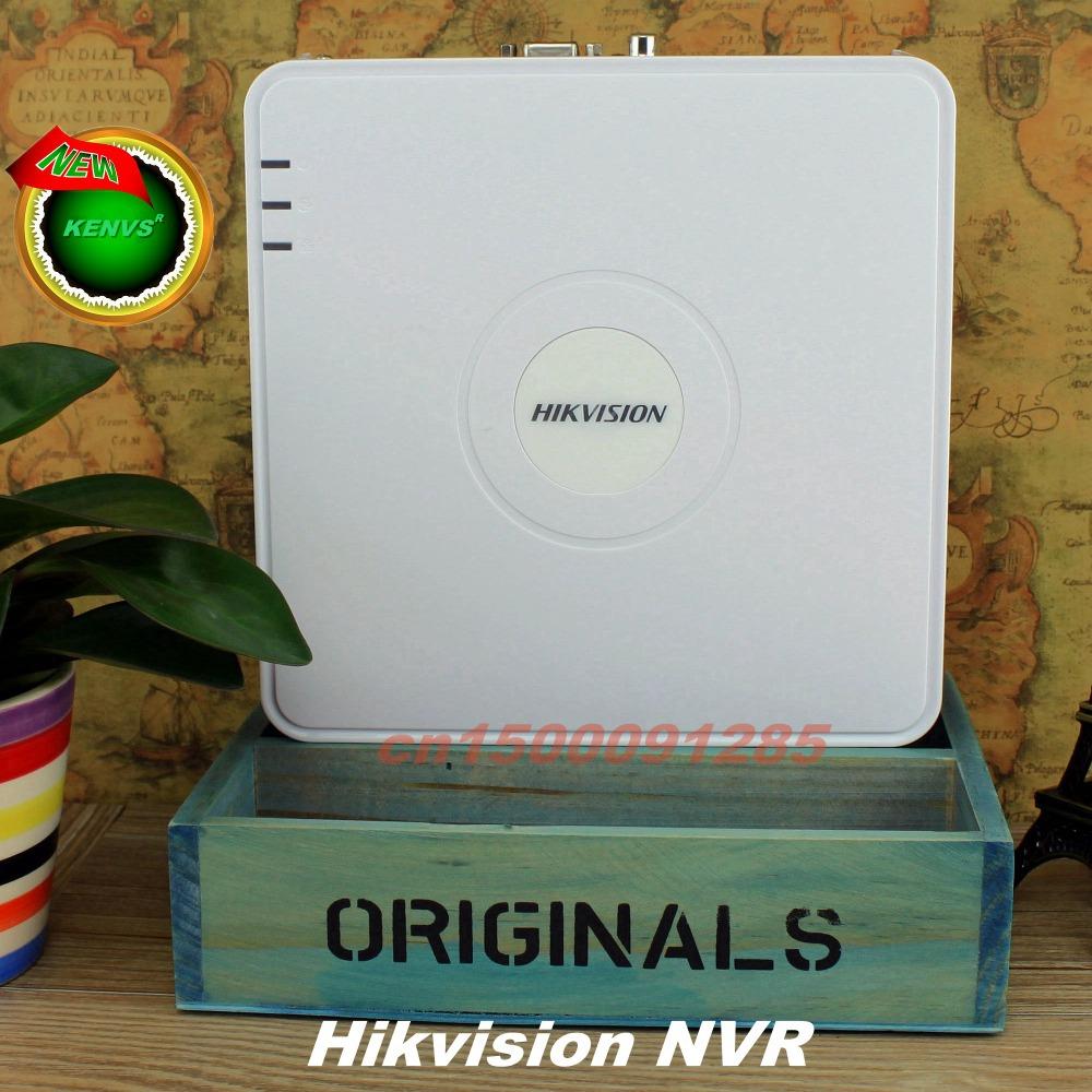 Hikvision 8ch NVR 1u intelligente mini registratore video di rete HDMI/VGA Hikvision NVR ds-7104n-sn ds-7108n-sn 4ch nvr per 1080p hdmi