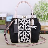 Fashion women bucket-bag handbag messenger bags
