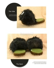 New winter/spring/autumn cute Cat slippers indoor warm slippers cotton slippers home floor slippers B18 SV006529(China (Mainland))