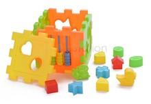 Baby Building Toys Blocks Bricks Early Educational Plastic Toys Classic Cube Assemblage Construction Blocks Model #14 sv007840(China (Mainland))