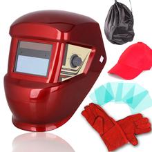 Freekit schweißen maske helm mascara de solda soldador auto verdunkelung schweißer wig filter solarbatterie casco abs. soldadura soldeo(China (Mainland))