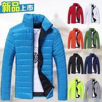 90% OFF 2014 New slim men down jacket winter male coat korean  abajo chaqueta M-3XL Freeshipping