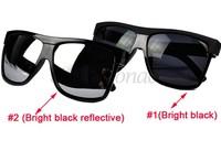 2014 New Women Designer Oversized Vintage Squared Sunglasses Large Frame Flat Eyeglasses Black B21 5633