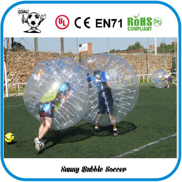 2PCS Free Shipping !! Human bubble soccer ball, loopyball toys , human hamster ball,grass ball, bumper ball(China (Mainland))