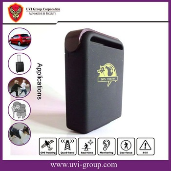 Promotion!GPS Tracker Mini Global Real Time 4 Bands GSM/GPRS TK102 gps Tracking device for personal , car and pet