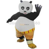 Fancytrader Best-selling Kungfu Panda Mascot Costume, Kung Fu Panda Mascot Costume Fancy Dress Free Shipping FT20165