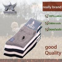 High quality 100% cotton Business warm Embroidery HJC Polo brand socks Men's sports winter socks christmas US Size (7.5~12)