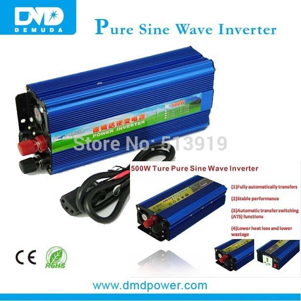 2015 China Biggest Supplier 500w Off grid pure sine wave solar hybrid inverter(China (Mainland))