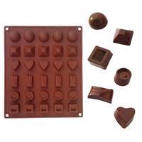 Hot 30 even more graphic silicone mold chocolate maker silicone Cake mould