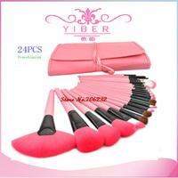 Professional 24pcs Makeup Brush Set Kit Makeup Brushes & tools Make up Brushes Set Brand Make Up Brush Set + Case Drop Shipping