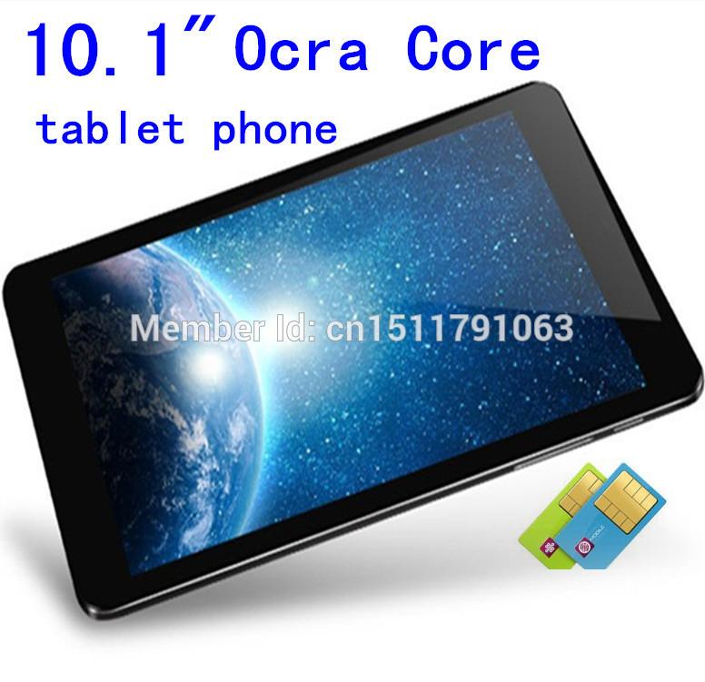 """10.1"""" octa core comprimé 3g tablet pc de téléphone dual sim 2gb/32gb 2560*1600pxl 2.0mp+5.0mp construit en bluetooth et gps 10 pouces pc de table"""