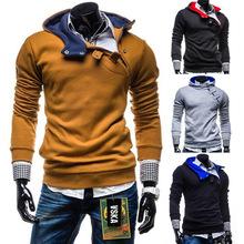 2015 Men hoodie brand new Spring tracksuit  sweatshirt sport suit male casual hooded sportswear mens hoodies men and sweatshirts(China (Mainland))