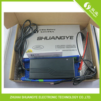 E-Bike Battery 36V 10AH Electric Scooter Battery  include charger