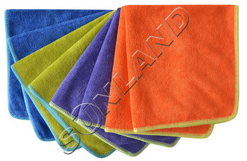 "24PC/lot 8""x8"" Microfiber Cleaning Cloth Microfiber Kitchen Towels Wiping Dust Rags Magic  Dish Cloth Product"