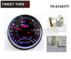 "Tansky - 2""/52mm Turbo Boost Gauge BAR -LED(auto meter/auto gauge/car meter) TK-61443TT(China (Mainland))"